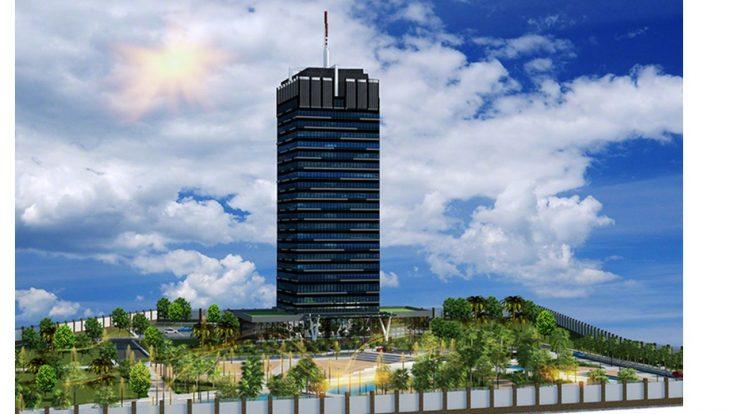 AKWA IBOM OFFICE TOWER / NIGERIA