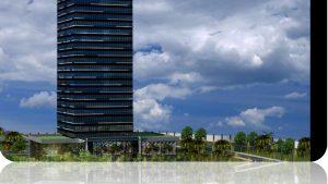 Akwa Ibom Office Tower / Nigeria Binasına ait Mekanik Projeler tarafımızca hazırlanacaktır.